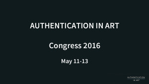authentication art congress