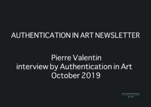 Pierre Valentin interview