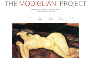 The Modigliani Project