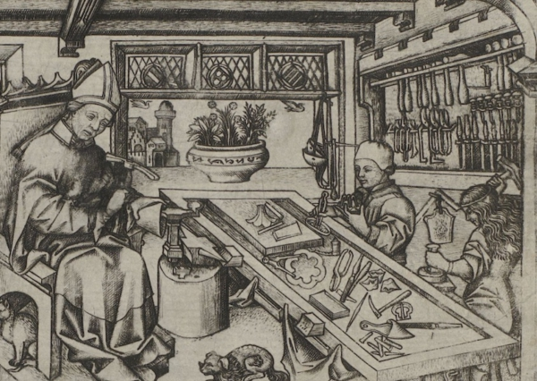 Working Materials and Materials at Work in Medieval Art and Architecture